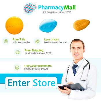 Enter Store - Pharmacy Mall